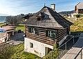 Techelsberg Sankt Martin 3 Kaplanei-Mesnerhaus NO-Ansicht 08122019 7646.jpg