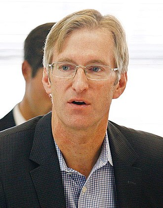 Ted Wheeler - Image: Ted Wheeler portrait
