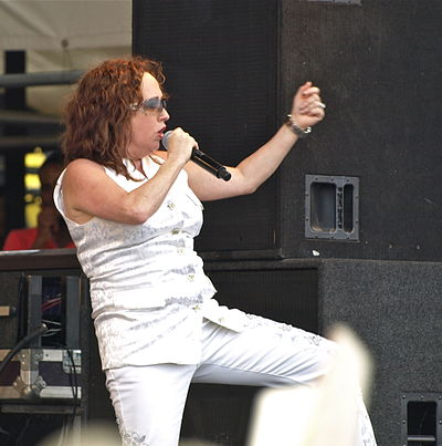 Picture of a band or musician: Teena Marie
