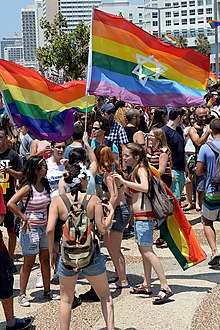 Tel Aviv Gay Pride Parade 2014