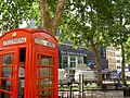 Telephone box. - geograph.org.uk - 510364.jpg