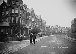 Temple St. and Montpelier Hotel Llandrindod Wells