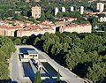 Templo de Debod in Madrid Spain.jpg
