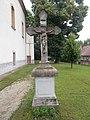 Templomkerti feszület (1905), 2020 Nagykovácsi.jpg