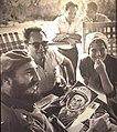 Teresjkova og Castro, Havana, 1963.jpg