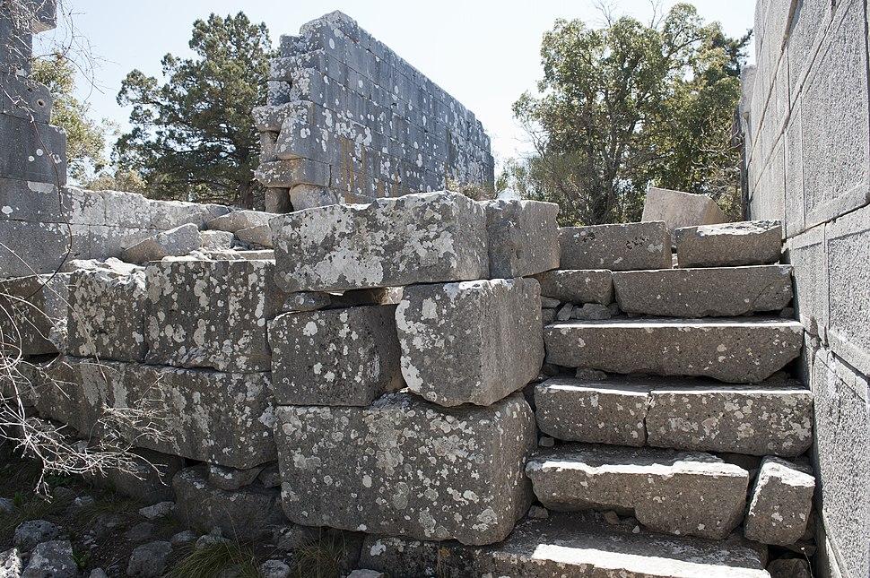 Termessos Odeon 3706