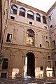 Terni, palazzo spada, cortile 01.jpg
