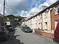 Terraced houses in Newton Street - geograph.org.uk - 881349.jpg