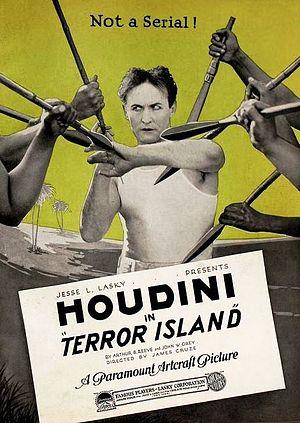 Terror Island - Image: Terror Island (1920) Ad 1