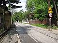 Tetmajera street, Bronowice Małe, Kraków, Poland.JPG