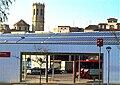 Teulada Fotovoltaica estació autobusos de Tàrrega.JPG