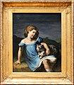 Théodore géricault, ritratto di luisa vernet, figlia del pittore horace vernet, 1818 ca. 01.jpg