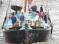 Thames barge parade - in the Pool - Victor 6730.JPG