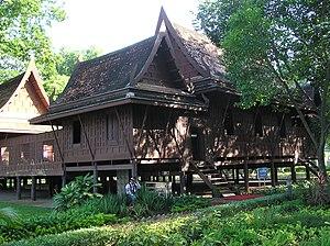 ข้อห้ามเฉพาะสำหรับการสร้างบ้านทรงไทย