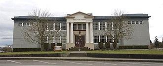 St. Helens, Oregon - Olde School in St. Helens