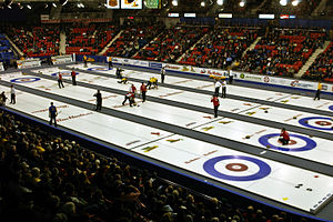 Tim Hortons Brier - 2006 Brier, in Regina