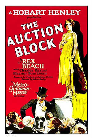 The Auction Block - Image: The Auction Block