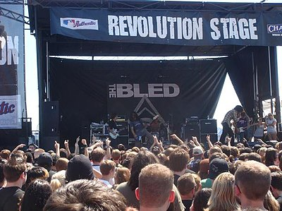 Picture of a band or musician: The Bled