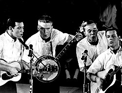 The Brothers Four Hootenanny 1963.JPG