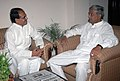 The Chief Minister of Madhya Pradesh, Shri Shivraj Singh Chauhan calling on the Minister of State (Independent Charge) of Coal, Shri Sriprakash Jaiswal, in New Delhi on June 03, 2009.jpg