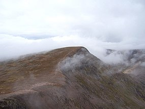 The East Ridge of Sgor an Lochain Uaine. - geograph.org.uk - 249341.jpg