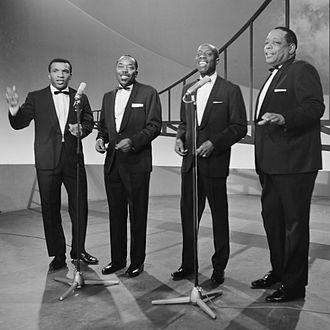 Golden Gate Quartet - The Golden Gate Quartet (1964)