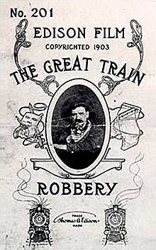 The Great Train Robbery (1903 film) - Wikipedia