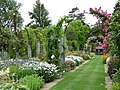 The Herbaceous Border, Duffryn Gardens (1) - geograph.org.uk - 1406989.jpg