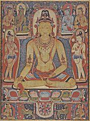 The Jina Buddha Ratnasambhava