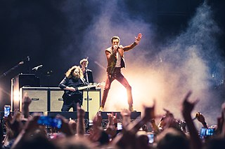 The Killers discography Cataloging of published recordings by The Killers