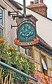 The Litten Tree pub sign, 59-61 Sheep Street - geograph.org.uk - 861083.jpg