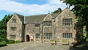 Ilkley - The Manor House, Ilkley