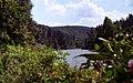 The Otava river from Sedláček's trail (Sedláčkova stezka) near Písek - panoramio.jpg