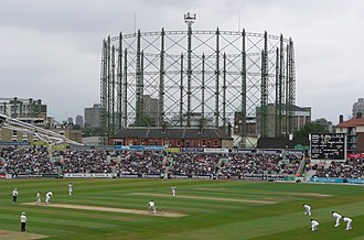 Jack Crawford (cricketer) - Image: The Oval test match geograph.org.uk 915211