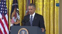 File:The President Presents the Medal of Honor to U.S. Navy Senior Chief Edward Byers, Jr..webm