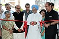 The Prime Minister, Dr. Manmohan Singh inaugurating the Sports Injury Centre, at Safdarjung Hospital in New Delhi in September 26, 2010.jpg
