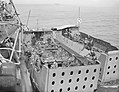 The Royal Navy during the Second World War- the Dieppe Raid, August 1942 A11228.jpg