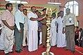 The Tamil Nadu Minister for Hindu Religious and Charitable Endowments, Shri K.R. Periyakaruppan inaugurating the Bharat Nirman Public Information Campaign at Manamadurai in Sivaganga District, Tamil Nadu on July 29, 2010.jpg