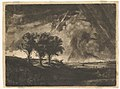 The Three Trees, after Rembrandt MET DP820858.jpg