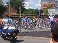 The Tour de France goes through Gillingham - geograph.org.uk - 702927.jpg