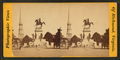 The Washington monument, Richmond, Oct. 26th, 1868, from Robert N. Dennis collection of stereoscopic views.png