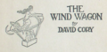 The Wind Wagon - half title doecortion.png