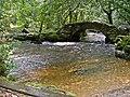 The ford at Hisley Bridge - geograph.org.uk - 933854.jpg