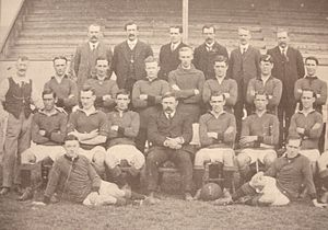 Barry Town United F.C. - Barry AFC team photograph, featuring players/officials of 1913–14