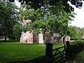 The ruined church of St. John the Baptist, Llanwarne - geograph.org.uk - 951596.jpg