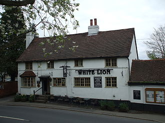 Hampton in Arden - The White Lion Public House
