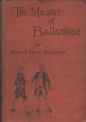 The Master of Ballantrae - 1st UK edition 1889