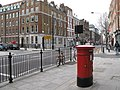 Theobald's Road, WC1, near Gt. James Street - geograph.org.uk - 1246529.jpg