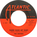 There Goes My Baby by The Drifters US 7-inch 45 RPM Side-A.png