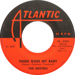 There Goes My Baby (The Drifters song)